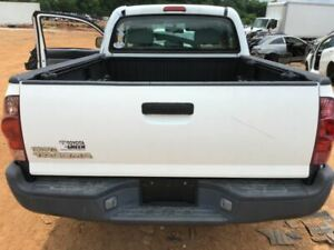 Trunk Hatch Tailgate Without Rear View Camera Fits 05 15 Tacoma 2253602