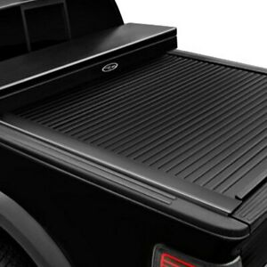 For Toyota Tacoma 16 20 Tonneau Cover American Work Tool Box Hard Retractable