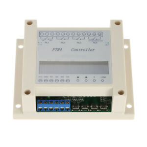 4 channel Programmable Lcd Digital Time Relay Timer Controller Delay Switch P5z0