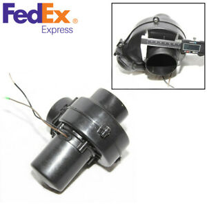 Universal 3 electric Turbocharger Supercharger Cold Air Intake Generator Us Ship