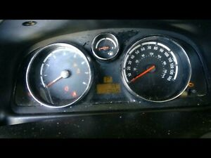Saturn Vue Speedometer Cluster Us Exc Green Line W o Color 08