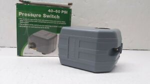 Pressure Switch 40 60 Psi Jet Submersible Well Pump 154967 Pps4060 New