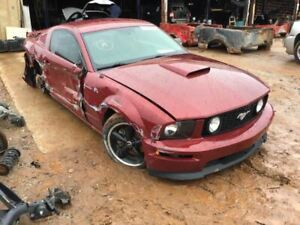 Air Cleaner 4 6l 3v Excluding Shelby Gt Fits 05 09 Mustang 2084287