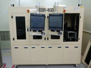 Dsr 400 Led Die Sorting System Qmc semiconductor Equipement Used Sorter Machine