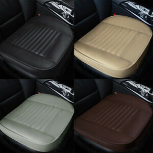 Universal 3d Pu Leather Car Seat Cover Breathable Pad Mat For Auto Seat Cushion