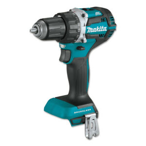 Makita 18v Lxt Li ion Brushless 1 2 In Driver Drill tool Only Xfd12z New