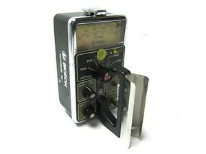 Bicron Surveyor M Radiation Countrate Meter Do Not Use Above X100