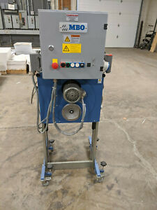 Mbo Z2 Knife Fold Unit 2007 Sn 82071011