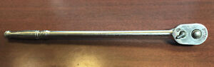 Snap On 1 4 Drive Quick Release Ratchet Trll72 W Tmxk80 Extension