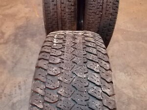 P265 70r17 Goodyear Wrangler At S Used 265 70 17 113 S 6 32nds