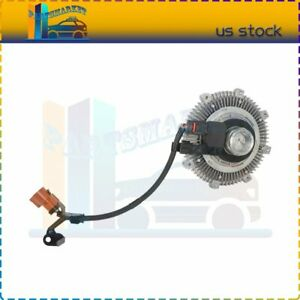 For 2007 2008 Ford F 250 Lincoln Mark Lt Electric Thermal Cooling Fan Clutch