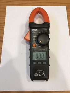 Nice Condition Klein Tools Cl210 Auto ranging Digital Clamp Meter ud4009682