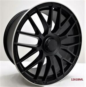 19 Wheels For Mercedes C250 Coupe 2012 14 Staggered 19x8 5 9 5
