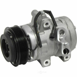 Ac Compressor Fits Ford Focus 2008 2011 Transit Connect 2010 2013 2 0l