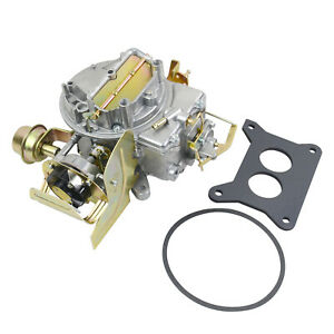 Two 2 Barrel Carburetor Carb 2100 A800 For Ford 400 302 351 Cu Jeep Engine 2150