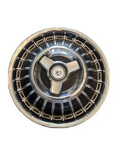1967 Mercury Hubcap 15 With Spinner