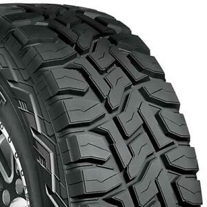 4 Four 35x1250r17 10 Toyo Open Country R T 350210 Tires