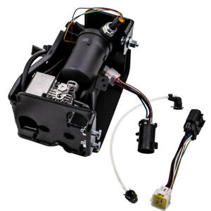 Air Ride Suspension Compressor Pump With Dryer For Chevy Gmc Suv Truck 949 001