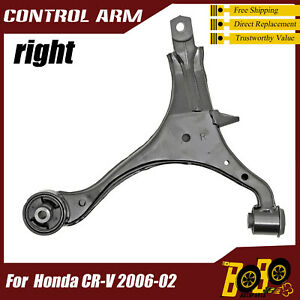 1998 2002 For Honda Accord Pair Front Upper Control Arms W ball Joint