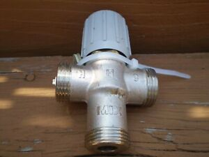 Used Honeywell Am 1 Series Thermostatic Mixing Valve No Fittings Included