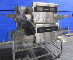 Ovention S2000 3ph Conveyor Pizza Oven 56 Electric Double Stack 2017 Model