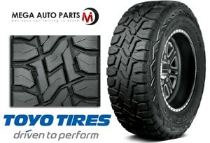1 Toyo Open Country R T 37x12 50r20 126q All Terrain Tires 45000 Mile Warranty