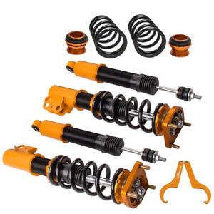 Coilovers Kits For Ford Mustang 4th 1994 04 Adjustable Height Mounts Shocks