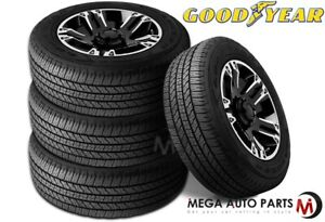 4 Goodyear Wrangler Fortitude Ht 265 60r18 110t Truck Tires 65000 Mile Warranty
