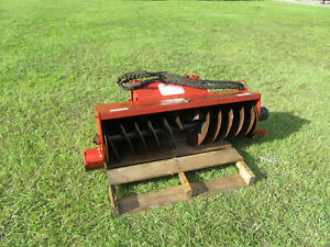 Toro Dingo 48 Trench Filler Attachment Model 22472