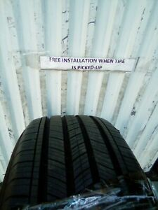 225 60r17 Michelin Primacy 7 32 Used Tires