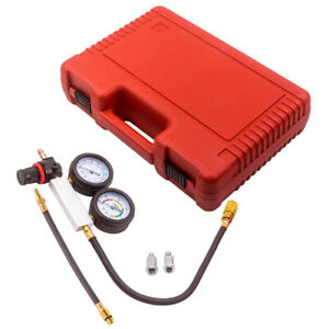 Engine Cylinder Compression Leakage Leakdown Detector Tester Gauge Tool M12x1 25
