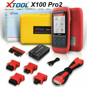 Dhl Xtool X100 Pro2 Obdii Auto Programmer Odometer Correction Scanner Eeprom