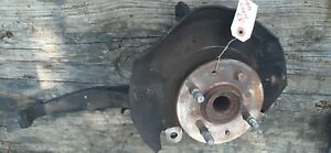 96 00 Honda Civic Driver Left Front Spindle Knuckle Hub Assembly Needs Bearing