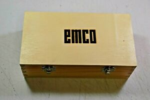 Custom Emco Er25 Collet Chuck Case With 16 Collet Capacity