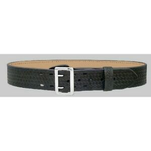 Desantis E32bg34z3 Men s Black Basketweave 2 1 4 Econ Sam Browne Belt Size 34