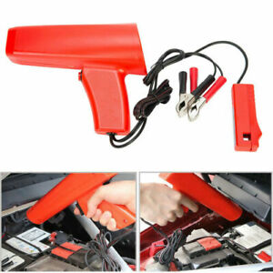 Engine Ignition Timing Light Gun Xenon Induction Tester Car Vehicle Motorcycle