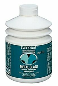 Fibreglass Evercoat 416 Metal Glaze Polyester Finishing And Blending Putty