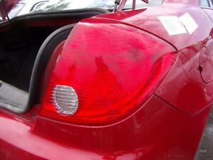 2005 2010 Pontiac G6 Sedan Right Passenger Side Tail Light Great Condition Oem