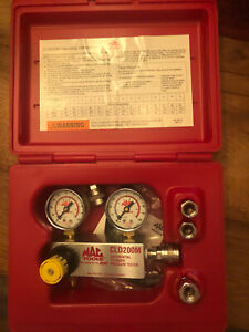 Mac Tools Cld200m Differential Cylinder Pressure Tester Used