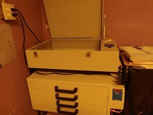 Screen Printing Equipment Used