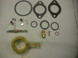 John Deere Models A D G Gp Carburetor Kit With Float Marvel Dltx Free Shipping