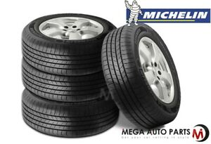 4 Michelin Defender T h 205 55r16 92h All Season Performance 80k Mile Warranty
