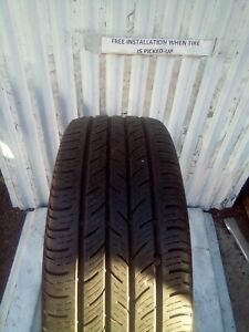 235 45r17 97h Continental Contiprocontact 5 32 Used Tires