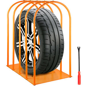 5 Bar Tire Inflation Cage Tire Cage Car Tire Inflation Tool With A Tire Changer