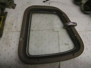 Rare 1953 Studebaker Coupe Rear Window Assembly Very Nice