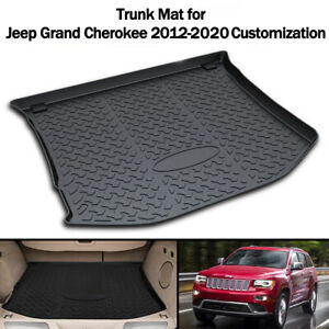 Car Rear Trunk Cargo Liner Protector Mat Fits For Jeep Grand Cherokee 2012 2020