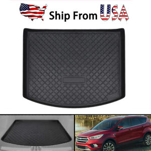 For Ford Escape 2013 2019 Cargo Liner Trunk Floor Mat Rear Tray Protector Pad