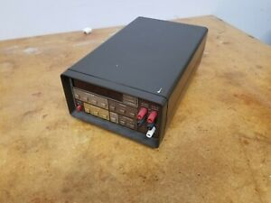 Keithley 195a Digit Precision Digital Multimeter Appears Functional