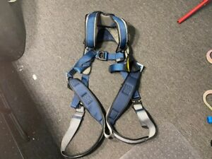 Open Box Dbi Sala Isafe Harness With Tractel Shock Absorbing Lanyard