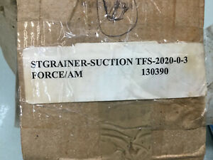 Hydraulic Filter Stgrainer Suction Tfs 2020 0 3 New Np E